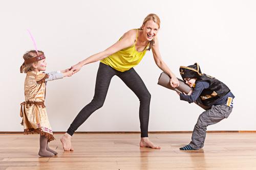 Yoga für Mamas