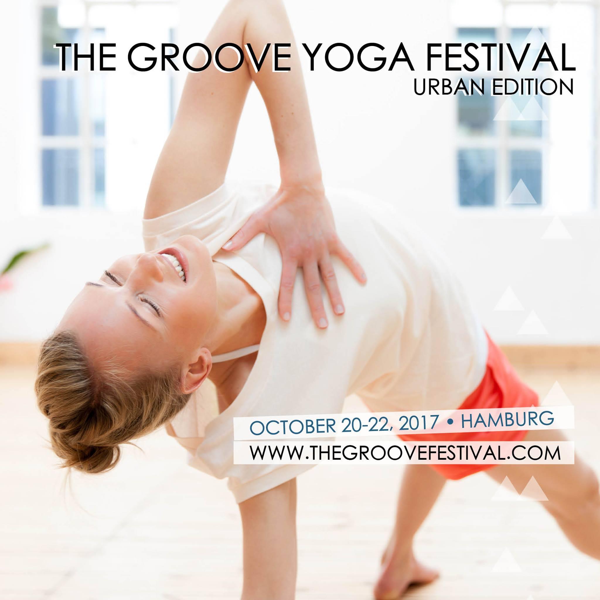 20.-22. Oktober| Groove Yoga Festival