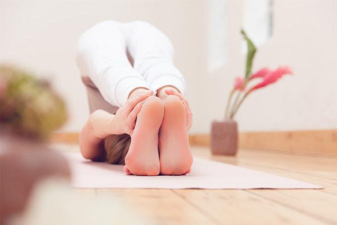 Fuß & Knie Yogatherapy Workshop