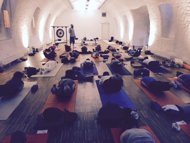 Yogawochenende im Kloster | 23.-25.09.2016