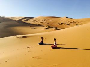 Sahara Yoga Retreat