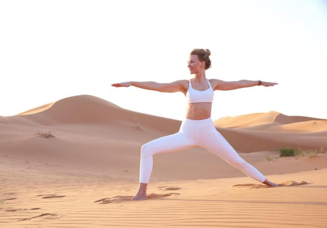 Sahara Yoga Retreat -Ausgebucht-