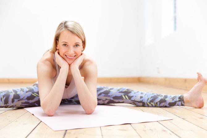 Yoga Therapie Hüfte