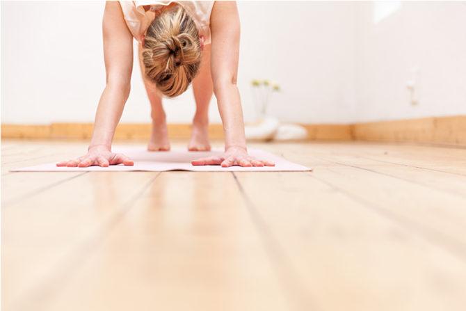 Yoga Therapie für den Rücken
