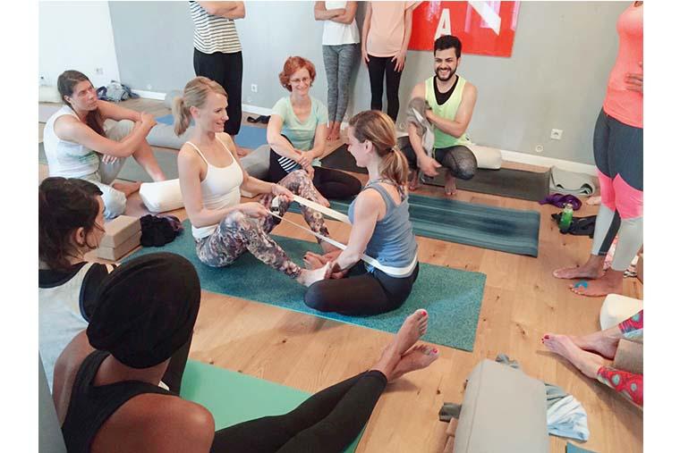 Yoga Intensiv Woche Hamburg 18.-26.08.2017