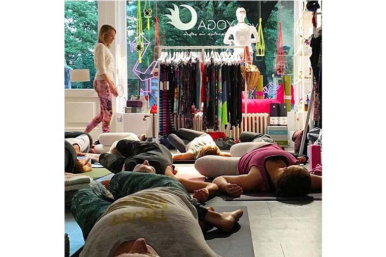 Monatliches Yoga Special im Very Yoga Eppendorf